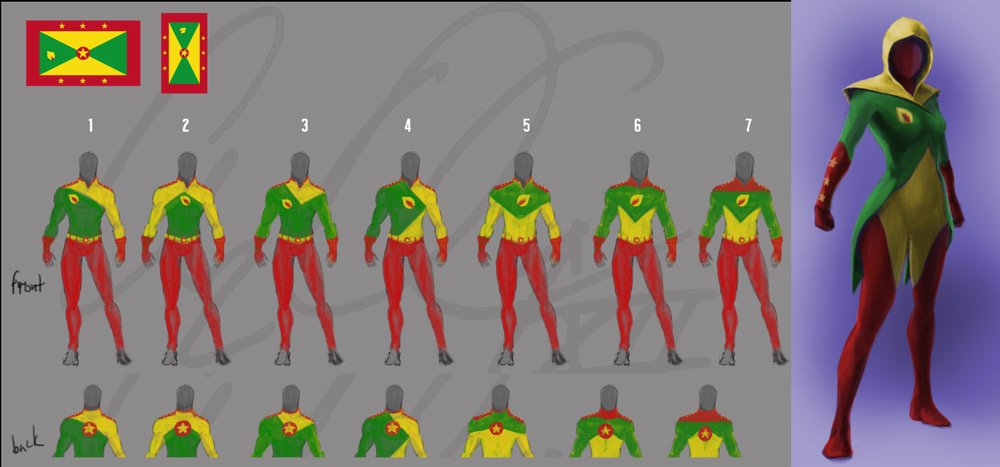 Alleyne Costume Designs